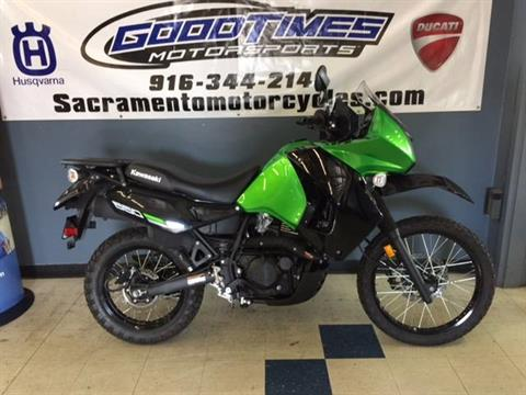 2016 Kawasaki KLR™ 650 in Sacramento, California