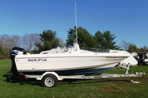 2005 Sea Fox 187 CC in Barrington, New Hampshire