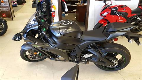 2016 Kawasaki Ninja® ZX™-10R ABS in Phoenix, Arizona
