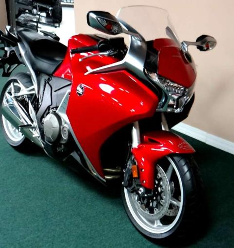 2010 Honda VFR1200F in Andalusia, Alabama