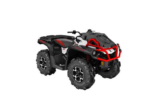 2016 Can-Am Outlander™ X® mr 650 in Milledgeville, Georgia