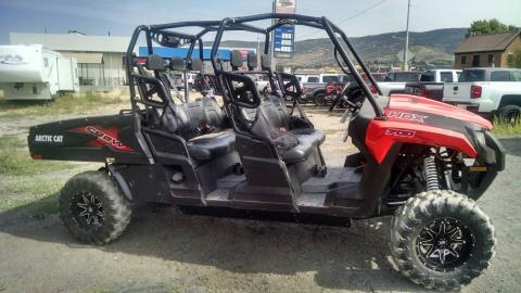 2017 Arctic Cat HDX™ 700 Crew XT™ in Heber City, Utah
