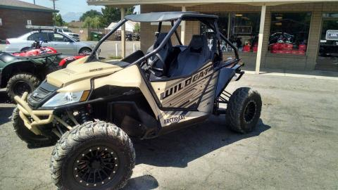 2016 Arctic Cat WILDCAT X LIMITED in Heber City, Utah