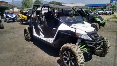 2016 Arctic Cat Wildcat™ 4X in Heber City, Utah