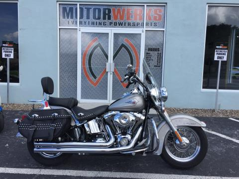 2009 Harley-Davidson FLSTC Heritage Softail® Classic in Cocoa, Florida