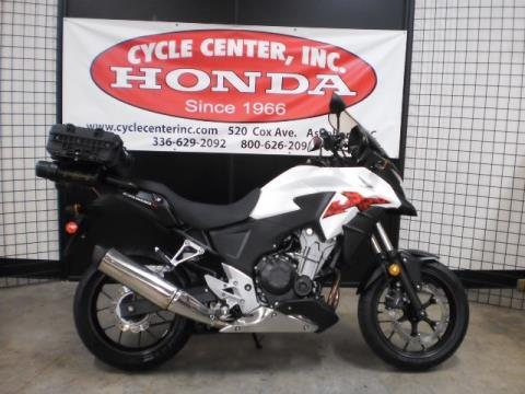 2014 Honda CB500X in Asheboro, North Carolina