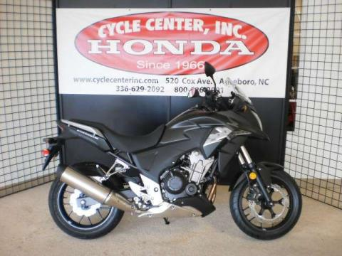 2013 Honda CB500X in Asheboro, North Carolina