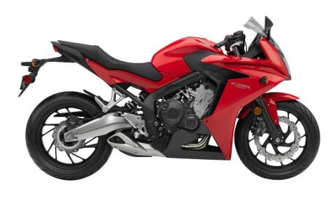 2014 Honda CBR®650F in New Bedford, Massachusetts