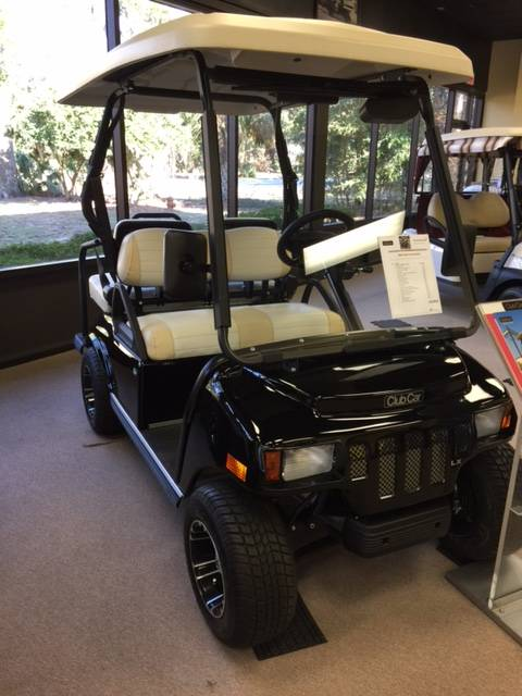 2017 Club Car LSV 2+2 LX in Bluffton, South Carolina