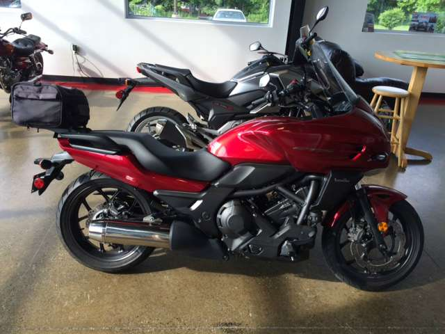 2014 Honda CTX700 DCT ABS in Middletown, New York
