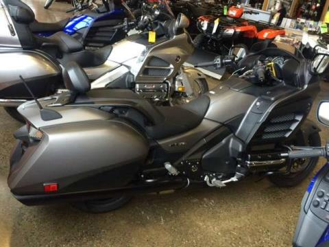 2015 Honda Gold Wing F6B® Deluxe in Middletown, New York