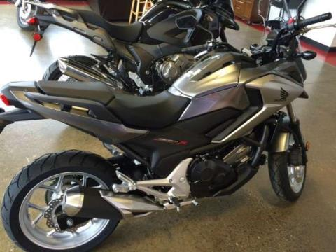 2016 Honda NC700X® in Middletown, New York