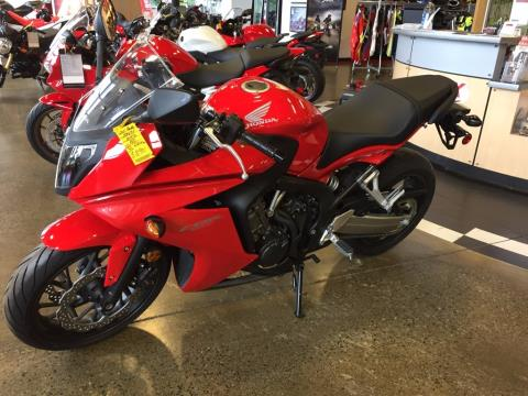 2015 Honda CBR®650F in Middletown, New York