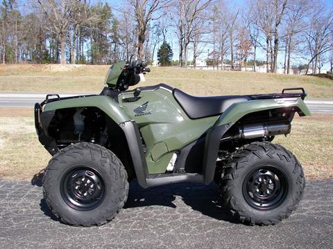 2017 Honda FourTrax® Foreman® Rubicon® 4x4 DCT in Shelby, North Carolina
