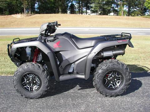 2017 Honda FourTrax® Foreman® Rubicon® 4x4 DCT EPS Deluxe in Shelby, North Carolina