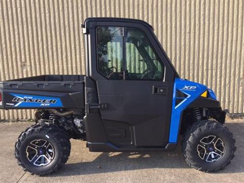 2017 Polaris Ranger XP® 1000 EPS Northstar HVAC Edition in Nutter Fort, West Virginia