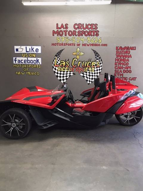 2015 Polaris SLINGSHOT in Las Cruces, New Mexico