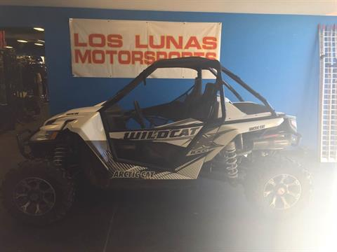 2015 Arctic Cat Wildcat™ X EPS in Las Cruces, New Mexico