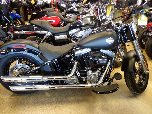 2016 Softail Slim