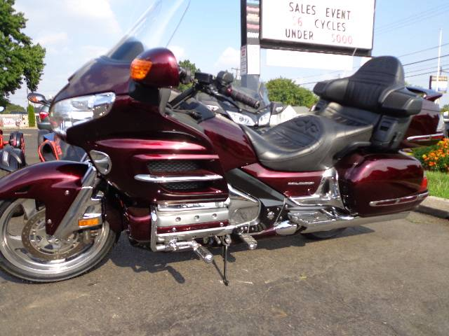 2006 Gold Wing Premium Audio