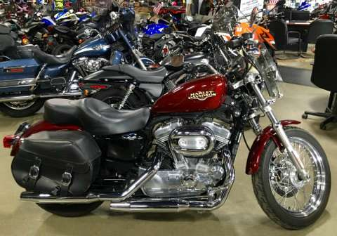 2008 Harley-Davidson Sportster® 883 Low in Dimondale, Michigan