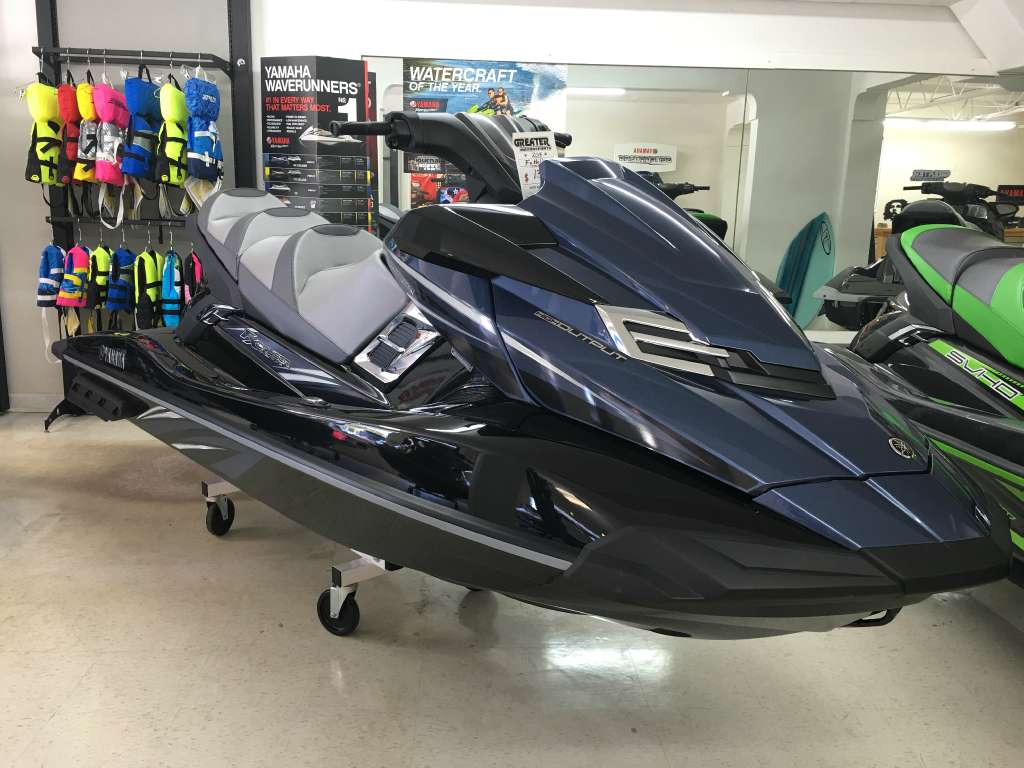 New 2016 yamaha fx cruiser ho watercraft in tequesta fl for Yamaha fx ho