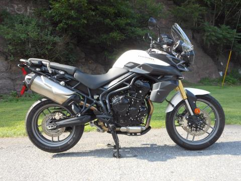 2013 Triumph Tiger 800 ABS in Port Clinton, Pennsylvania