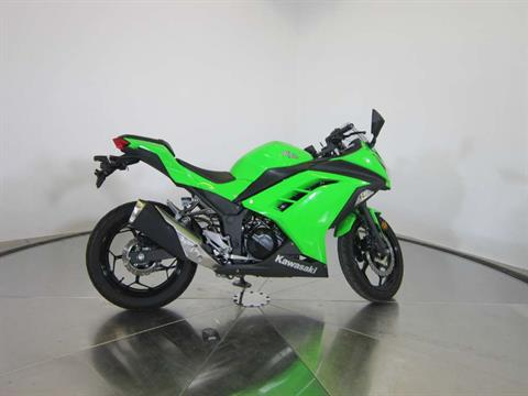 2015 Kawasaki Ninja® 300 ABS in Greenwood Village, Colorado