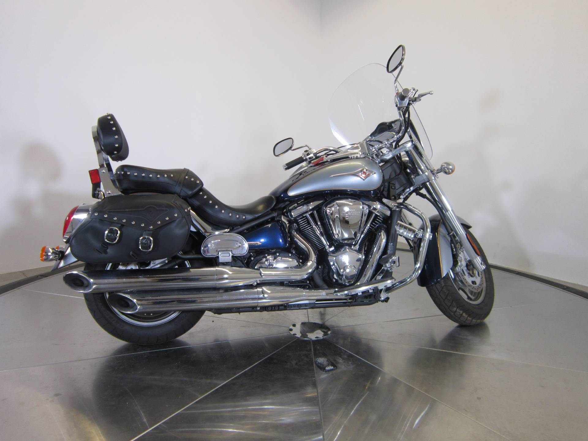 2008 Kawasaki Vulcan® 2000 Classic LT in Greenwood Village, Colorado