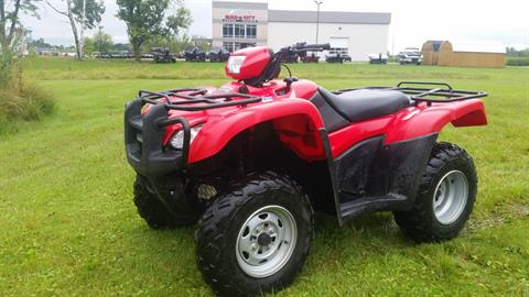 2012 Honda FourTrax® Foreman® 4x4 in De Forest, Wisconsin