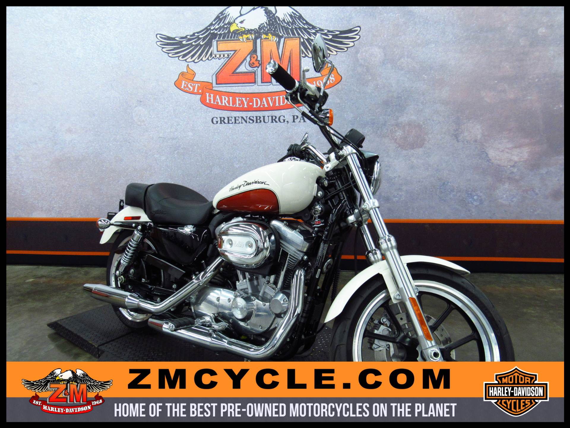 2011 Sportster 883 SuperLow