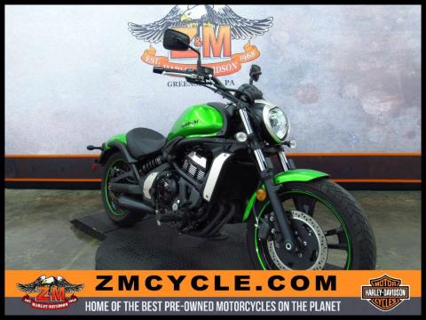 2015 Kawasaki Vulcan® S in Greensburg, Pennsylvania