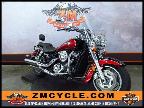 2006 Kawasaki Vulcan® 1600 Classic in Greensburg, Pennsylvania