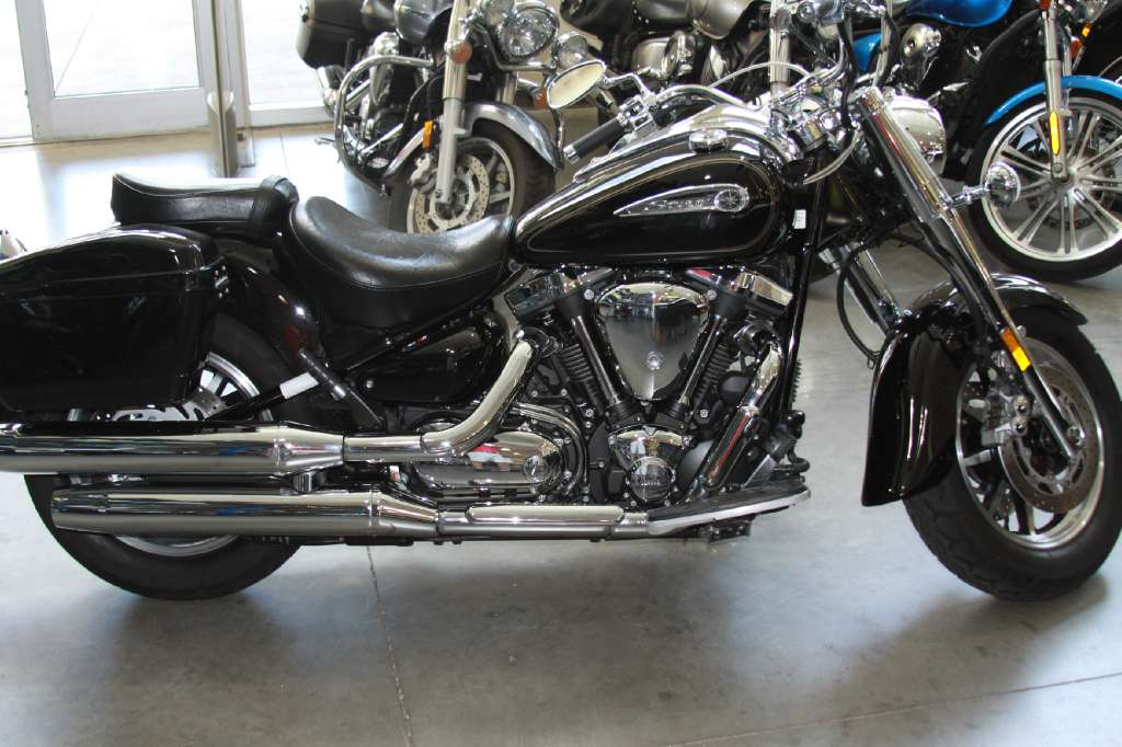 2012 Road Star S