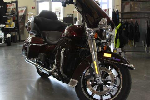 2015 Harley-Davidson Ultra Limited Low in Naples, Florida