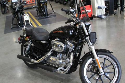 2014 Harley-Davidson Sportster® Iron 883™ in Naples, Florida