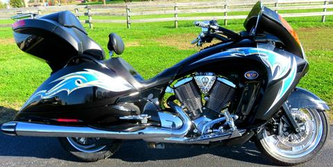 2010 Victory Arlen Ness Vision® in Marengo, Illinois