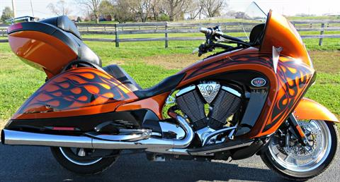 2012 Victory Arlen Ness Vision® Tour in Marengo, Illinois