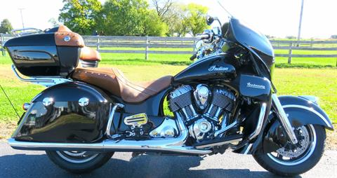 2015 Indian Roadmaster™ in Marengo, Illinois