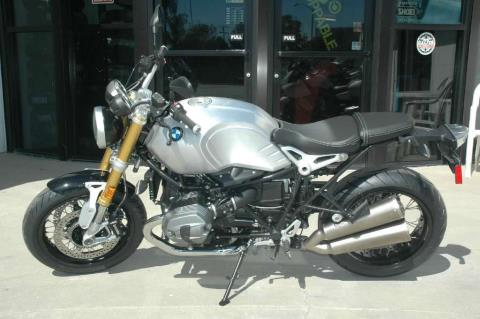 2016 BMW R nineT in Pomona, California