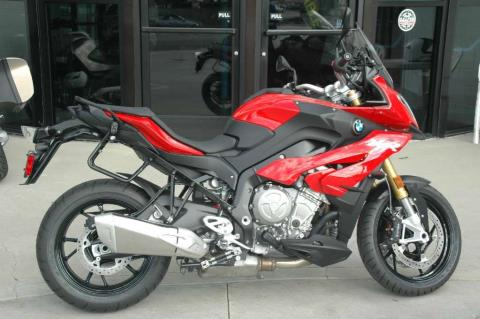 2016 BMW S 1000 XR in Pomona, California