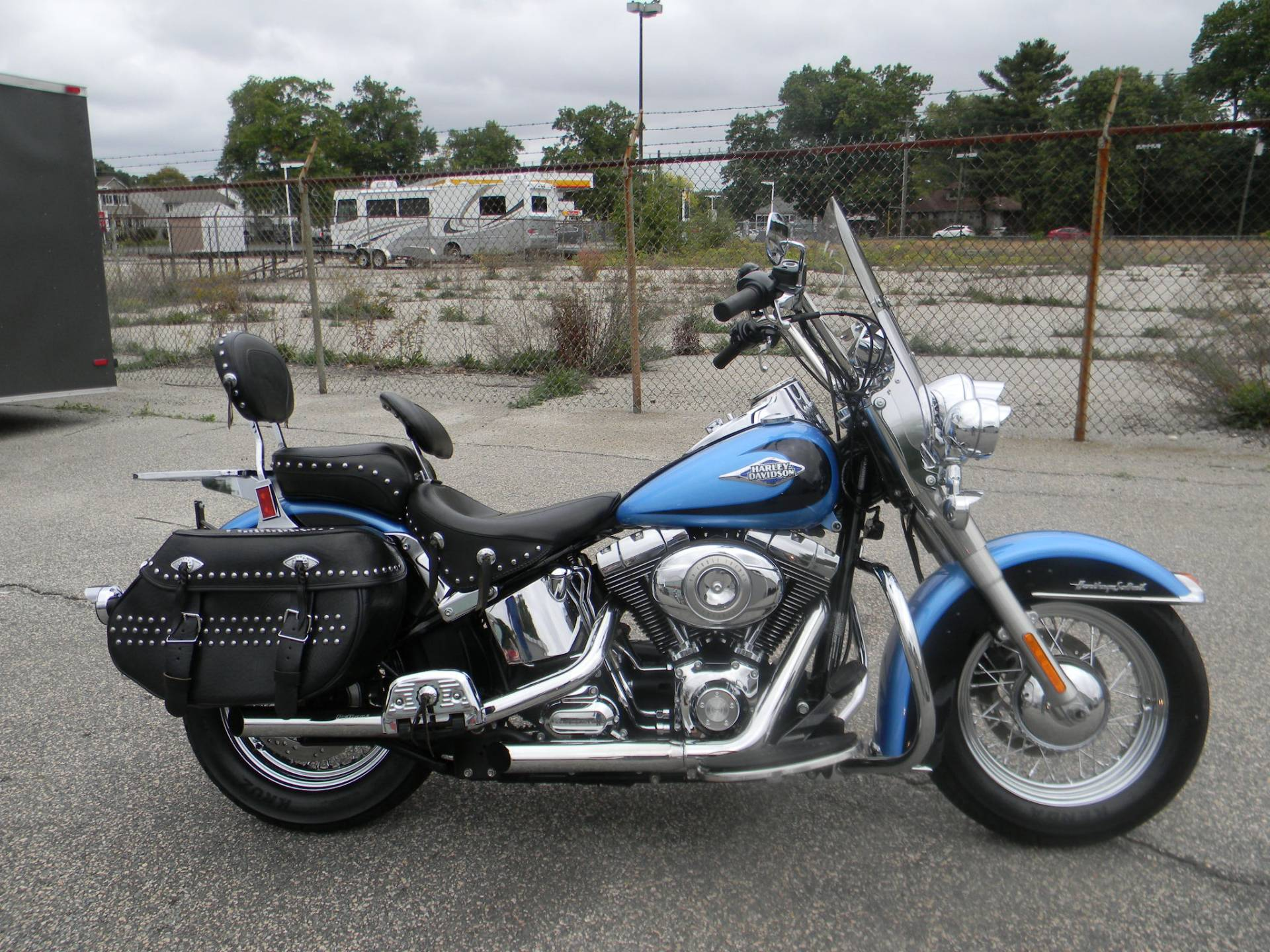 2011 harley davidson heritage softail classic for sale. Black Bedroom Furniture Sets. Home Design Ideas