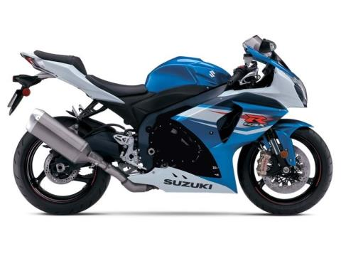 2013 Suzuki GSX-R1000™ in Little Rock, Arkansas