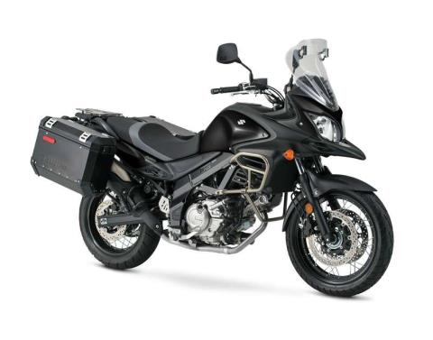 2016 Suzuki V-Strom 650X ABS Black in Warren, Michigan