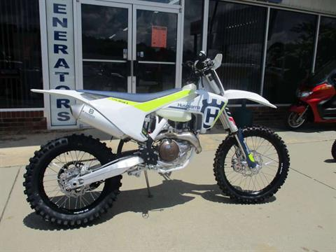 2017 Husqvarna FX 450 in Hendersonville, North Carolina