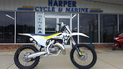 2017 Husqvarna TC 125 in Hendersonville, North Carolina