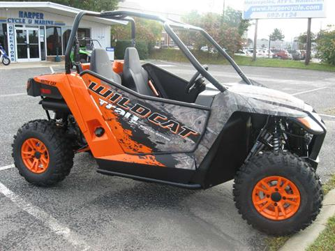 2016 Arctic Cat Wildcat™ Trail Special Edition in Hendersonville, North Carolina