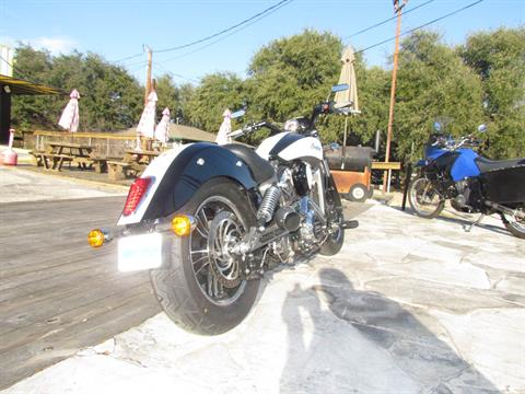 2016 Indian Scout™ in Austin, Texas