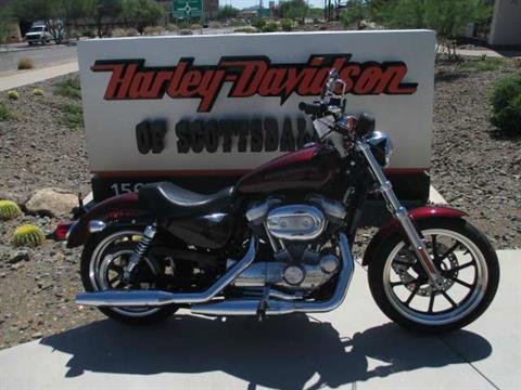 2015 Harley-Davidson SuperLow® in Scottsdale, Arizona