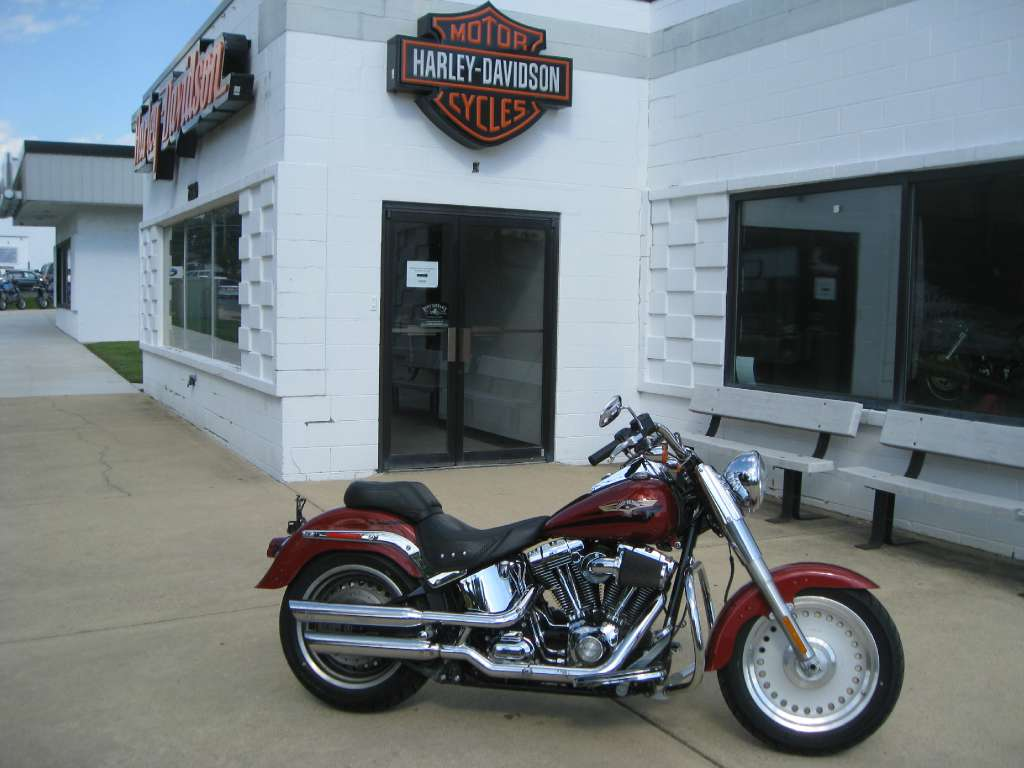 2007 Softail Fat Boy